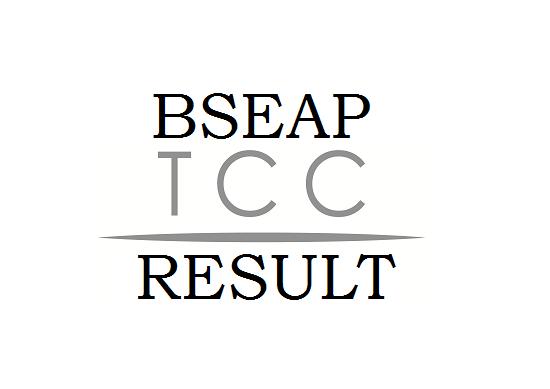 AP TCC Result 2019