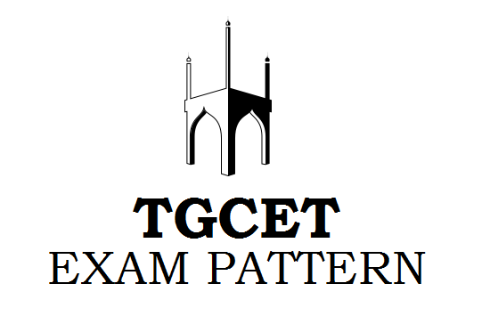 TGCET Question Paper Style 2020