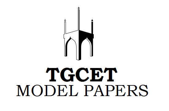 TGCET Model Paper 2021 TS VTG CET Question Bank 2021