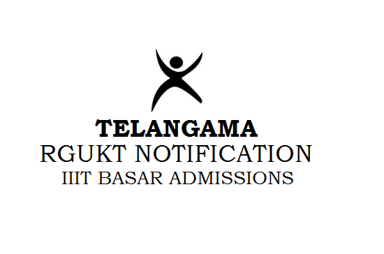 TS RGUKT IIIT Basar Notification 2020