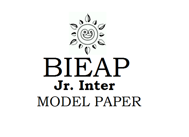 AP 1st Inter Model Paper 2020
