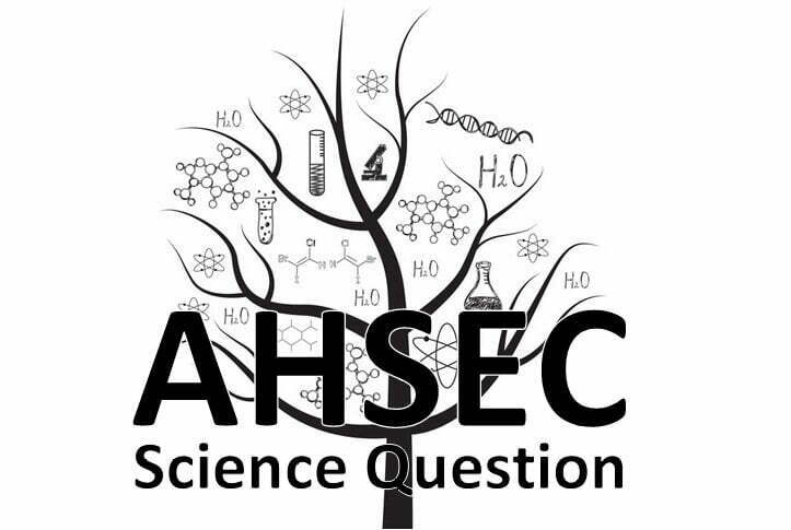 AHSEC Science Question Paper 2020