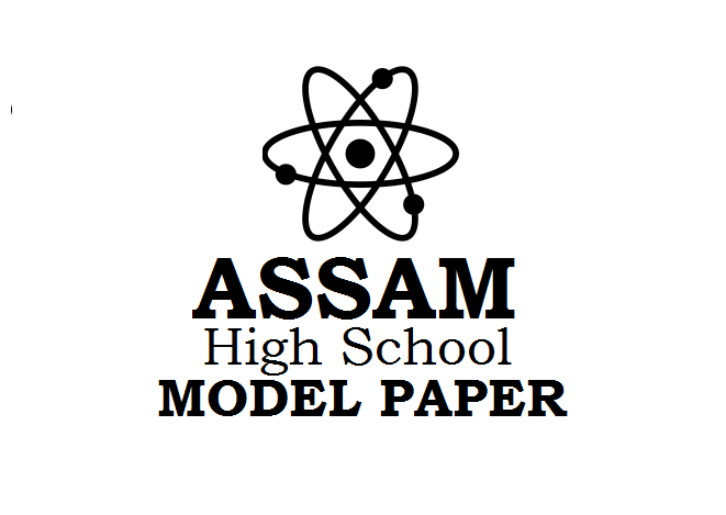 Assam 6th to 9th Model Paper 2020