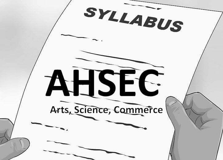 Assam Syllabus 2021