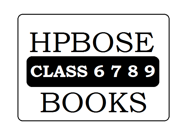 HP Board Class 6th, 7th, 8th, 9th Books 2021 Pdf