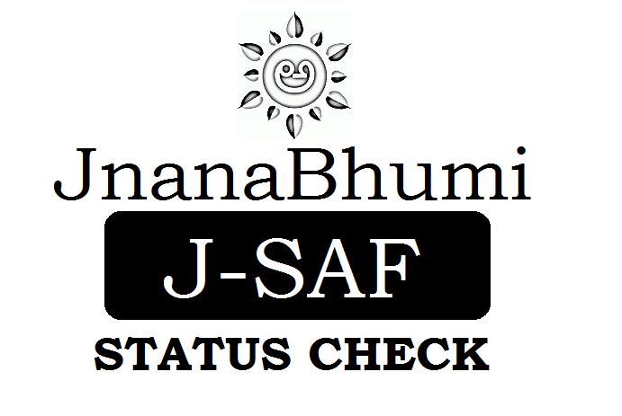 Jnanabhumi Scholarship Status 2021 Check