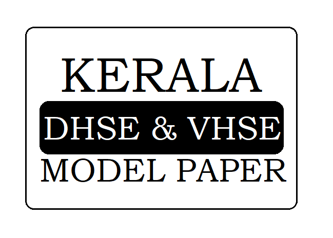 Kerala HSC Commerce Model Paper 2020