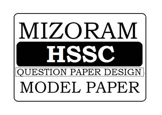 Mizoram 12th Model Paper 2020