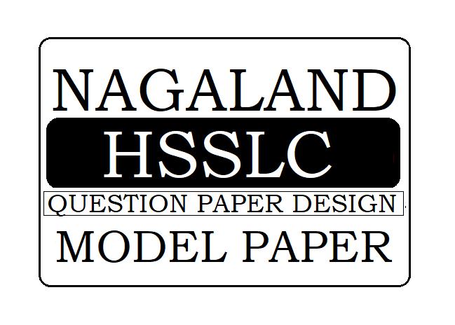 Nagaland Board 12th Model Paper 2021