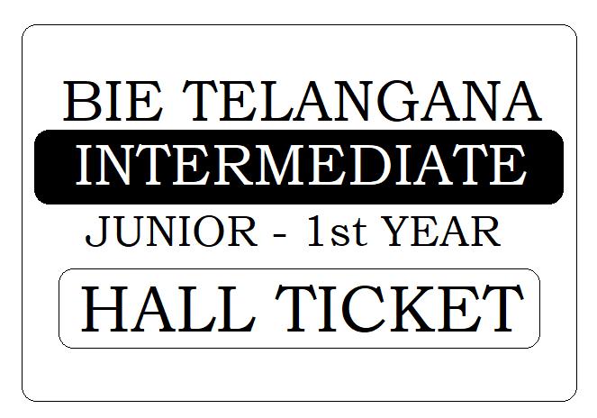TS Jr Inter Hall Ticket 2020