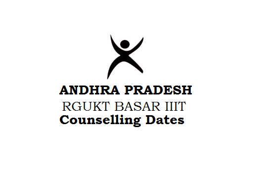 AP RGUKT IIIT Counselling Dates 2021
