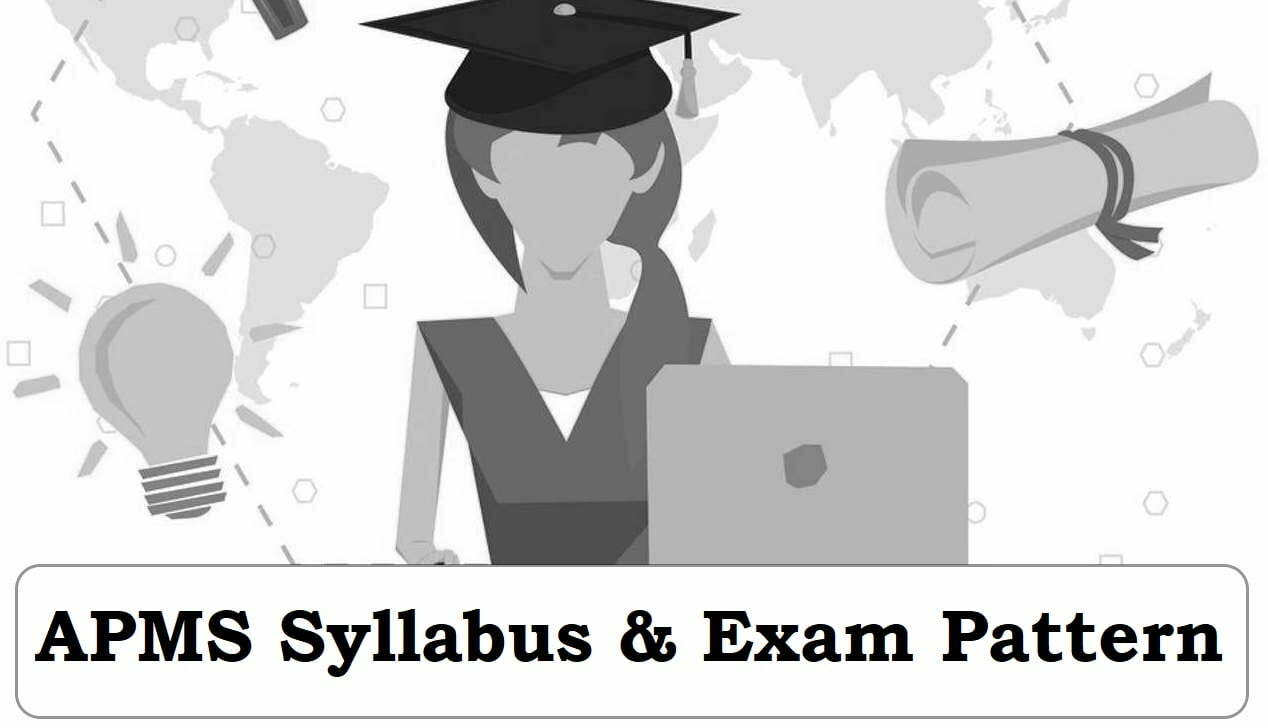 APMS Syllabus 2021 AP Model School New Exam Pattern Question Paper Style