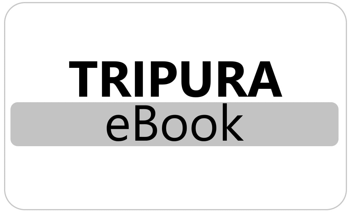 Tripura 1st, 2nd, 3rd, 4th, 5th Class Textbook 2021