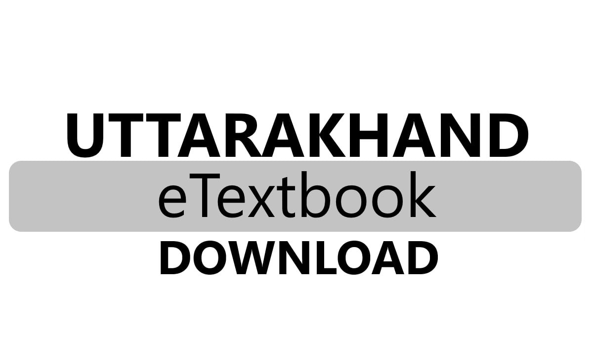 Uttarakhand 11th, 12th Textbook 2021