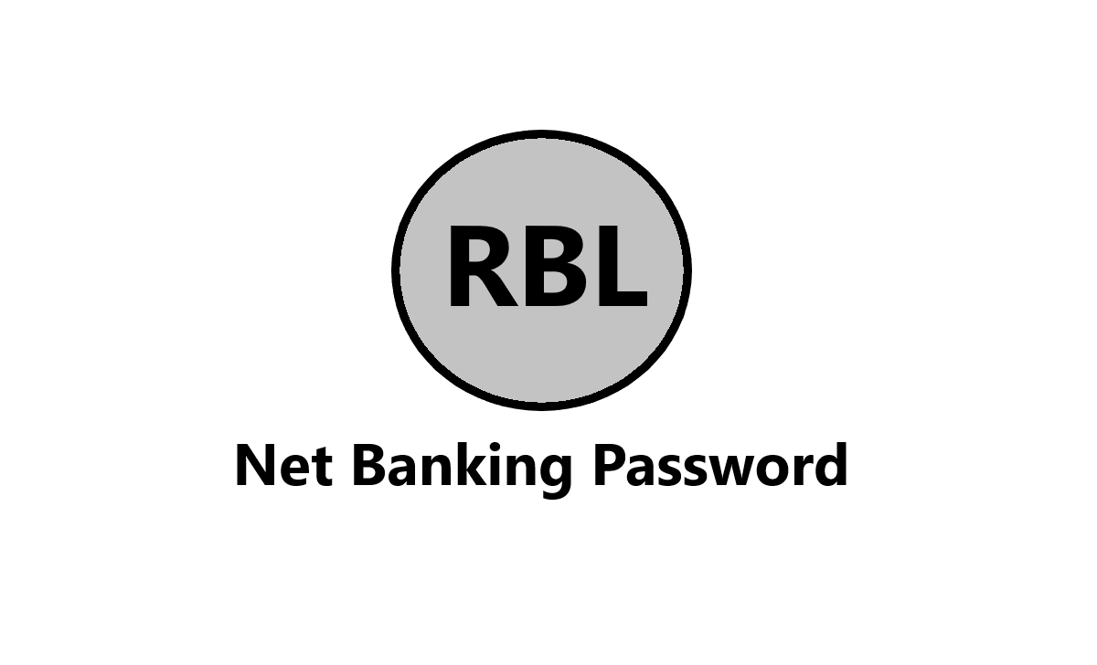 Reset RBL Bank Net Banking Password